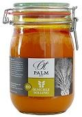 auch Palmöl ist bestens zum frittieren geeignet