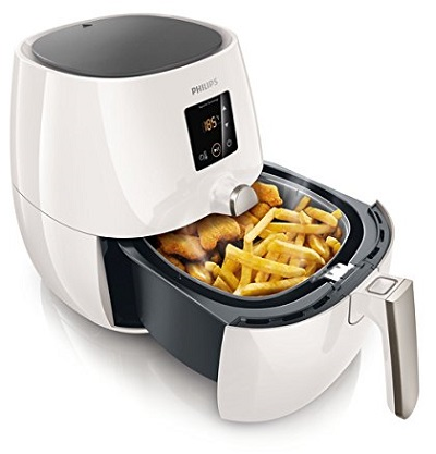 Philips Heißluft Friteuse HD 9230/50 Airfryer