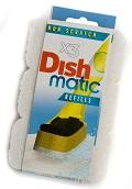 Schwämmen mit weicher non-scratch Oberfläche für eine schonende Reinigung der Küchengeräte